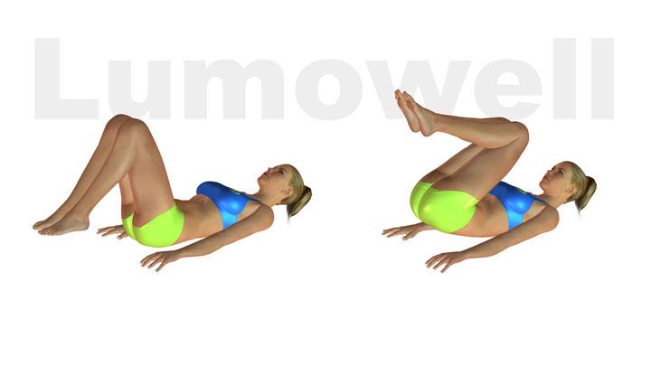 Crunch Inverso Esercizio