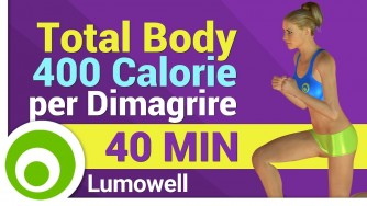 400 Calorie Full Body Workout