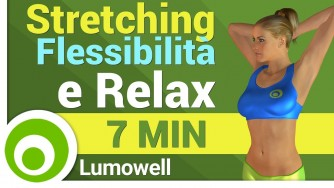Stretching Exercises for Flexibility and Relax