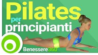 esercizio dimagrante e tonificante di routine