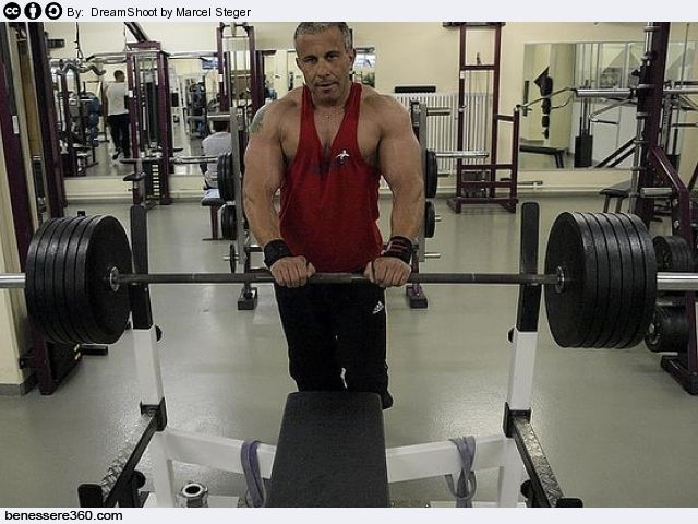 Dieta body building