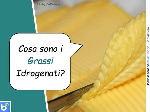 Grassi idrogenati negli alimenti: cosa sono e quali danni provocano