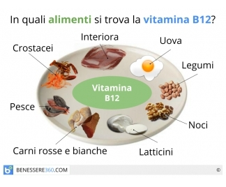 La Vitamina B12 a cosa serve