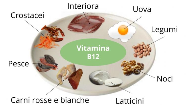 Carenza di vitamina d e dieta