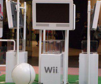 Wii fitness da Nintendo