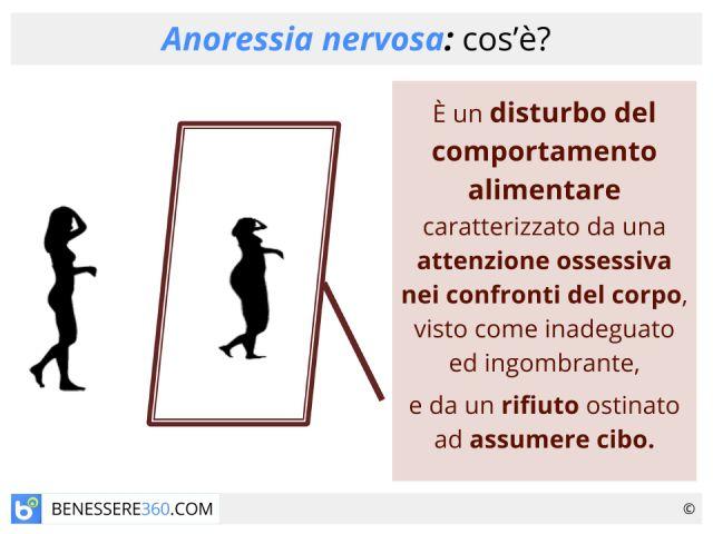 Anoressia nervosa: cos'è? Sintomi, cause, terapia e rimedi naturali