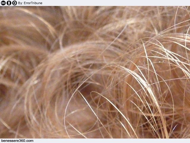 Maschere per capelli dopo vernice