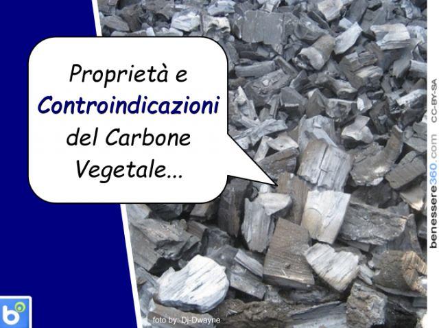Carbone vegetale: posologia, proprietà e controindicazioni