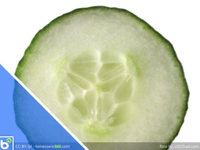 Cetriolo: proprietà, calorie e valori nutrizionali