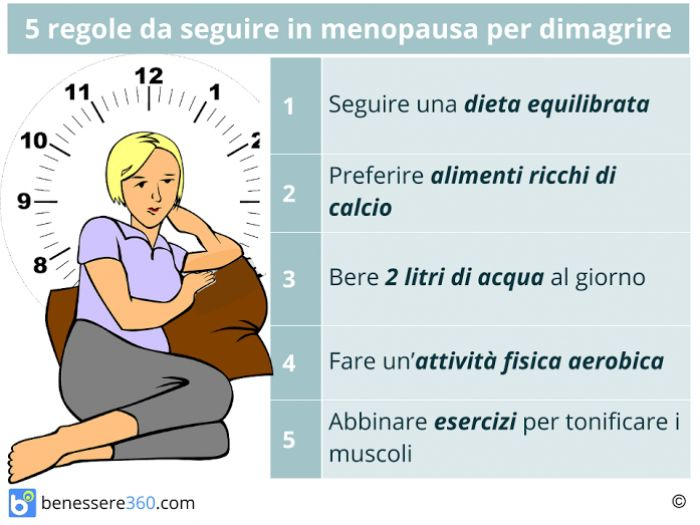 come dimagrire le donne