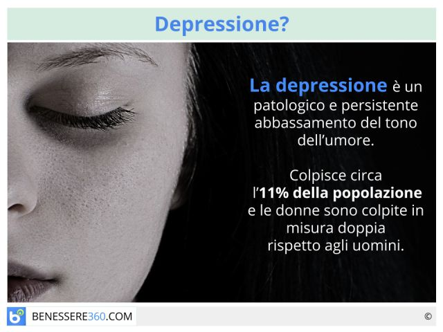 Cos'è la depressione? Quali sono i sintomi? Come uscirne? Tipi e rimedi