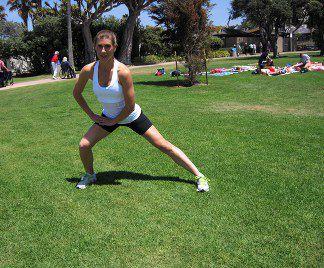 Esercizi di riscaldamento muscolare