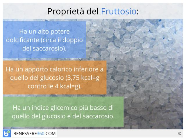 Fruttosio pro e contro fa male uso per dimagrire for Dimagrire interno coscia benessere 360