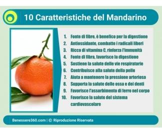 Mandarino proprietà