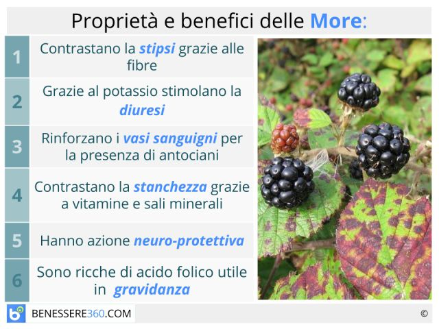 More: calorie e valori nutrizionali, proprietà, benefici e controindicazioni del frutto