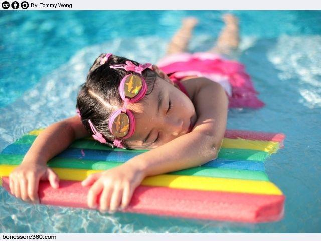 Nuoto benefici
