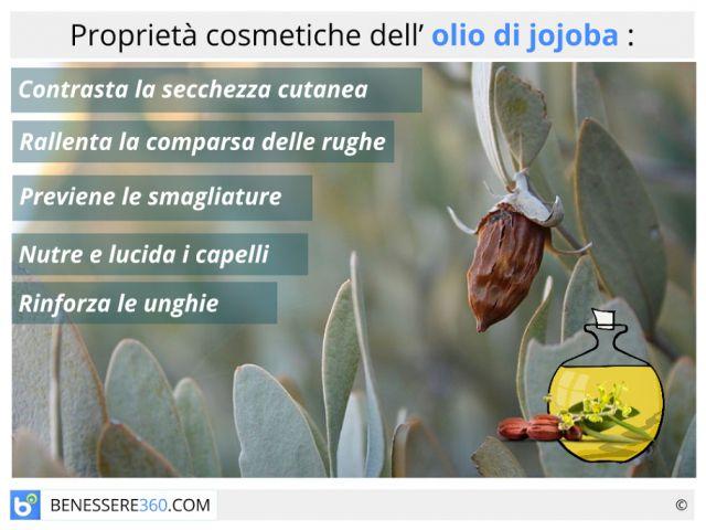 Olio di jojoba: usi, proprietà e controindicazioni per pelle e capelli