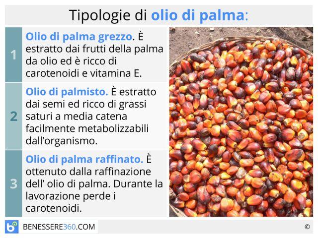 Olio di palma: fa male? È cancerogeno? Usi, proprietà e controindicazioni