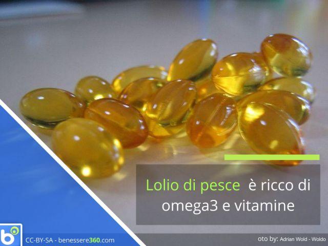 Olio di pesce: proprietà, benefici degli omega 3 e controindicazioni