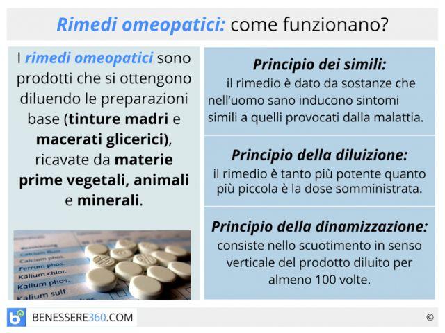 Omeopatia rimedi