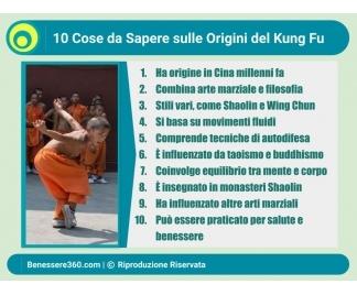 Origini del Kung Fu