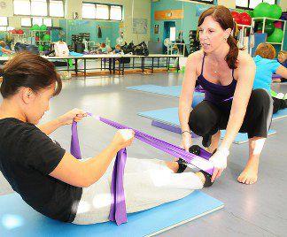 Osteoporosi esercizio fisico