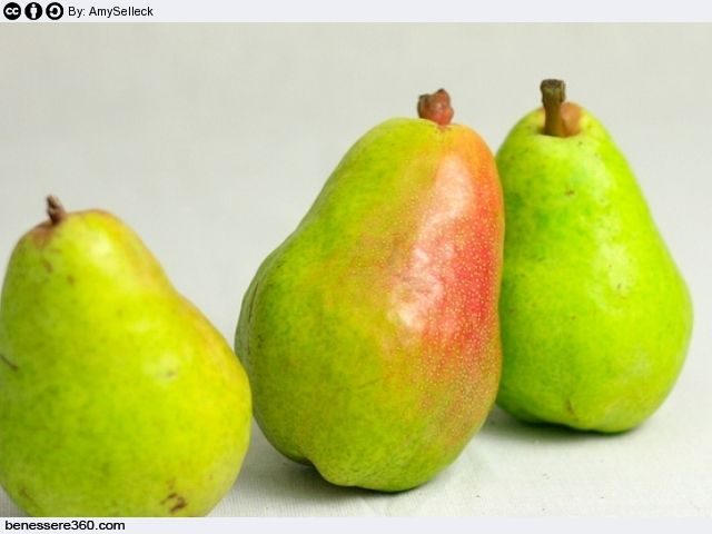 Pera: proprietà, varietà, calorie, valori nutrizionali e vitamine