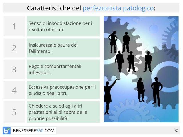 Perfezionismo patologico: quando la precisione diventa una mania