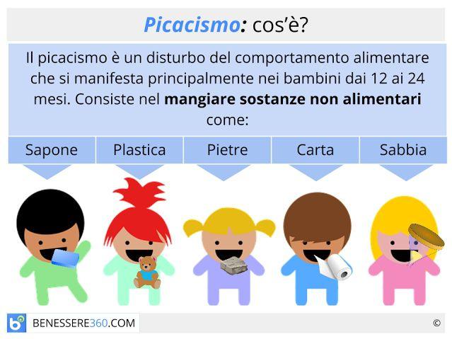 Picacismo: cause, sintomi, diagnosi e terapia
