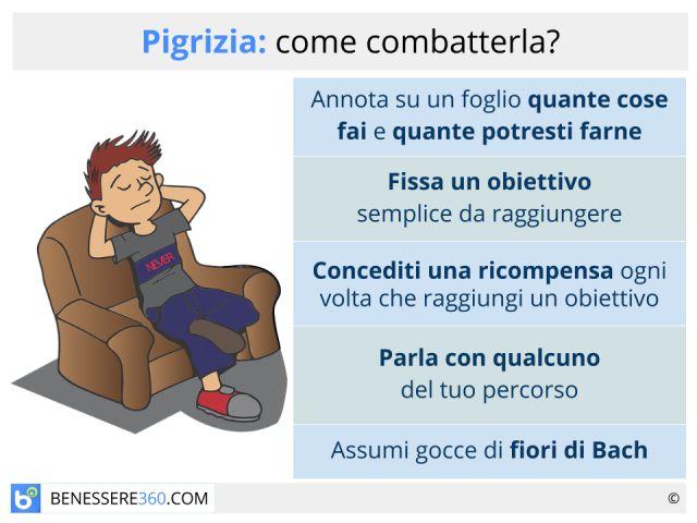 Pigrizia: come combatterla? Cause e rimedi