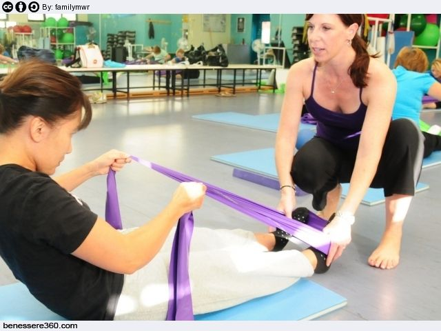 Pilates benefici