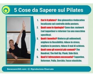 Pilates: cosa è a cosa serve