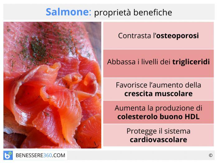 dieta tonno o salmone