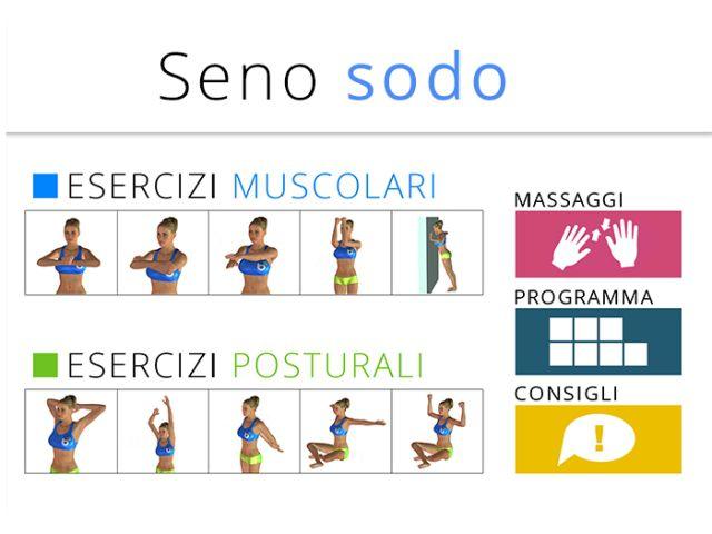 Seno alto e sodo esercizi e consigli per rassodare il seno for Dimagrire interno coscia benessere 360