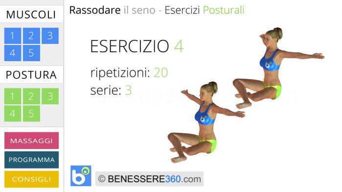 Esercizio posturale seno 4