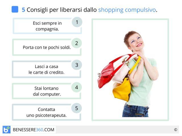 Shopping compulsivo: rimedi e cause degli acquisti compulsivi