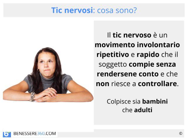 Tic nervosi in adulti e bambini: cause, cure e rimedi naturali