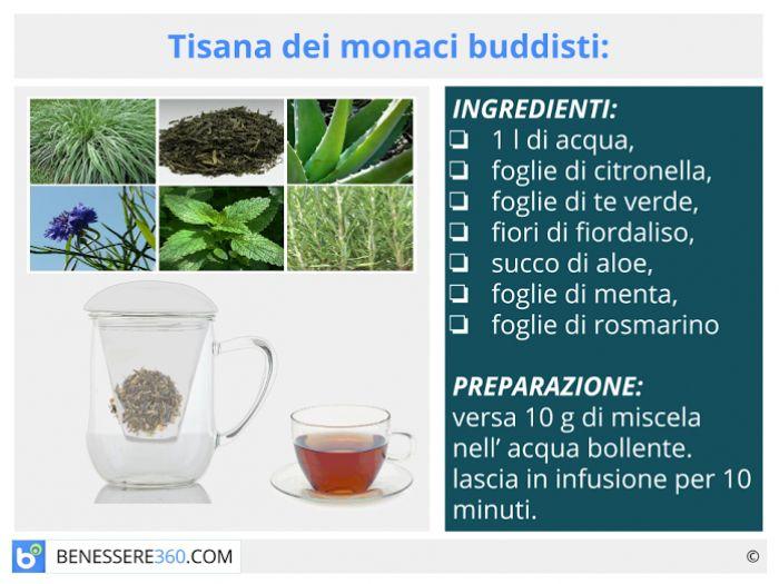 tè verde di dieta costco