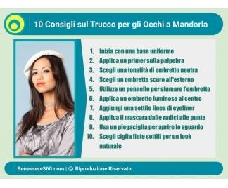 Come truccare occhi a mandorla | Vogue Italia