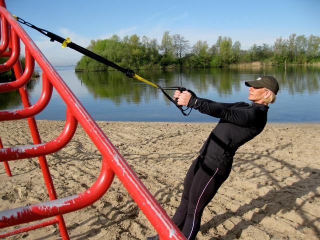 Trx: a cosa serve?  Benefici, esercizi ed allenamento con il suspension trainer
