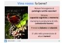 Vino rosso: proprietà, benefici, controindicazioni, calorie e valori nutrizionali
