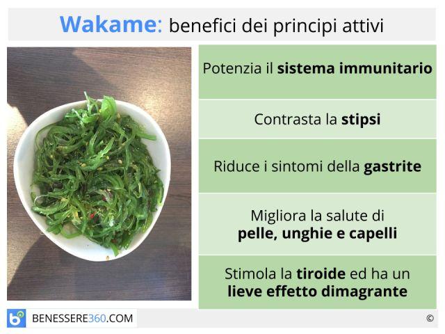 Wakame: funziona per dimagrire? Proprietà e controindicazioni dell'alga