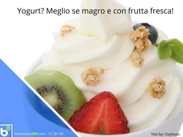 Yogurt: proprietà, benefici, calorie e valori nutrizionali